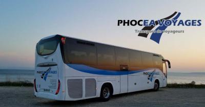 Phocea Voyages - Transport touristique en autocars - Aix-en-Provence