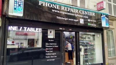 Phone Repair Center - Dessinateur - Paris