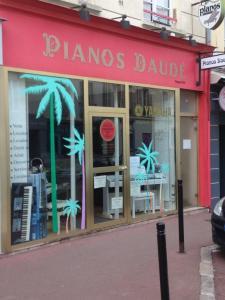 Pianos Daudé - Vente et location d'instruments de musique - Saint-Germain-en-Laye