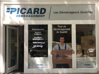 Picard Déménagement - Déménagement - Montigny-le-Bretonneux