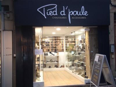 Pied D'Poule - Chaussures - Bourg-en-Bresse