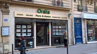 Pierre et Gestion SA - Agence immobilière - Paris
