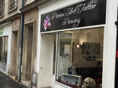 Pivoine Art Tattoo - Tatouages - Orléans