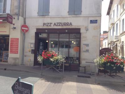 Pizz'Azzurra TIKHO RESTO - Restaurant - Fouras