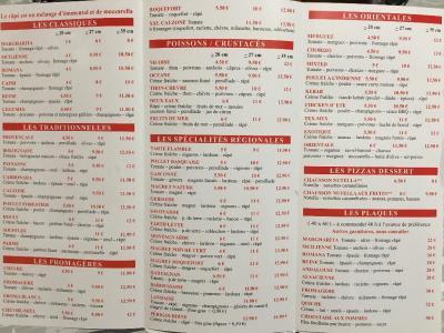 Pizza Au Feu de Bois - Restaurant - Saint-Gaudens