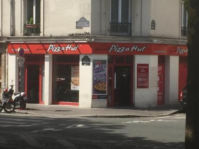 Pizza Hut - Restauration à domicile - Paris