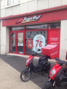 Pizza Hut - Restauration à domicile - Poitiers