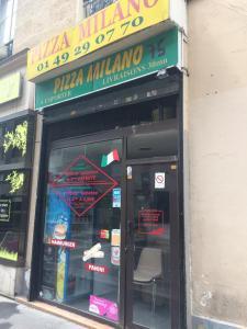 Pizza Milano - Restauration à domicile - Paris