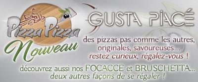 Pizza Pizza - Pizzas à emporter - Narbonne