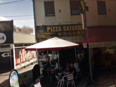 Pizza Saturne Desvages - Restaurant - Pessac