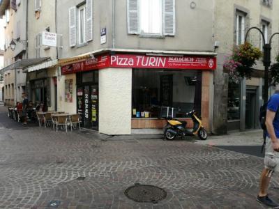 Pizza Turin - Restaurant - Aurillac