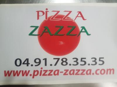 Pizza Zazza SARL - Restaurant - Marseille
