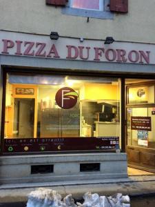 Pizza du Foron Pizza Qonnection - Restaurant - Taninges