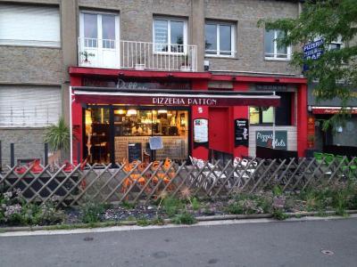 Pizza Patton - Restaurant - Avranches
