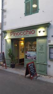 Pizzeria Pinocchio Agapes - Restaurant - La Flotte