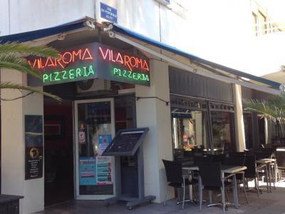 Pizzeria Vilaroma - Restaurant - Arcachon