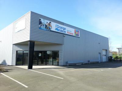 Orange Bleue - Salle de sport - Granville