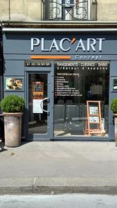 Plac'Art Concept - Fabrication et installation de placards - Paris