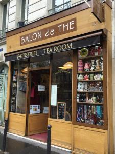 Plaisir d'Equithe - Salon de thé - Paris