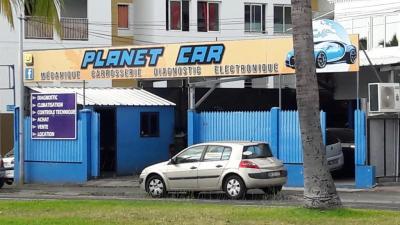 Planet Car - Garage automobile - Le Port