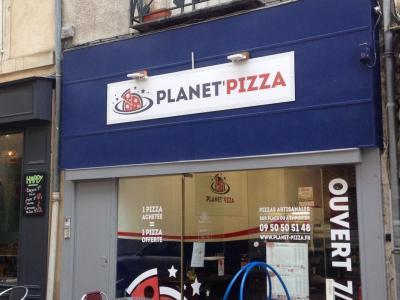 Planet Pizza - Siège social - Orléans