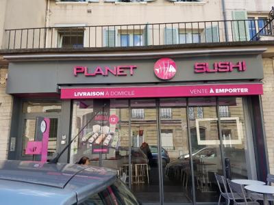 Planet Sushi - Lieu - Saint-Germain-en-Laye