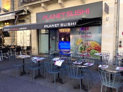 Planet Sushi - Restaurant asiatique - Bordeaux