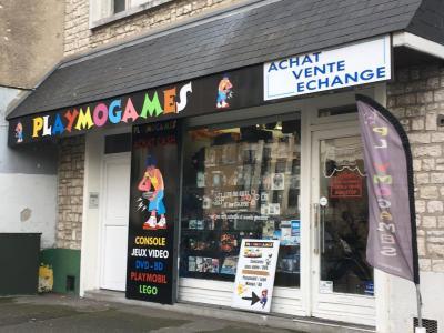 Playmogames - Jeux vidéo - Orléans