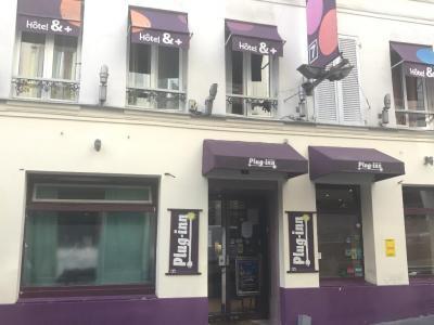 Plug-Inn Hostel - Hôtel - Paris