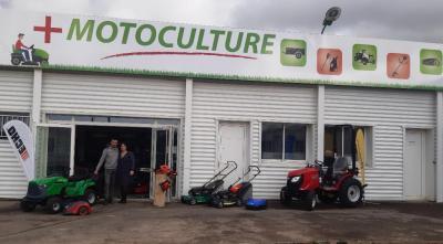 Plus Motoculture - Motoculture de plaisance - Vannes