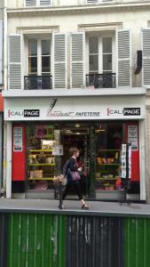 Calipage - Papeterie - Paris