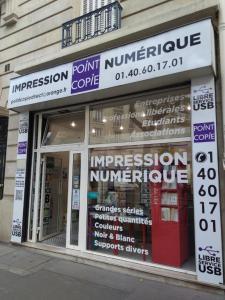 Point Copie Sas - Photocopie, reprographie et impression numérique - Paris
