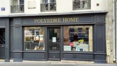 Polyedre - Décorateur - Paris