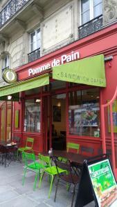 Pomme de Pain - Lieu - Paris