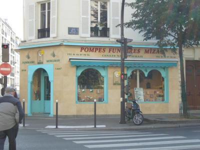 Pompes Funebres Mizan SARL - Pompes funèbres - Paris