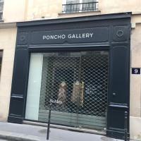 Poncho gallery - PARIS