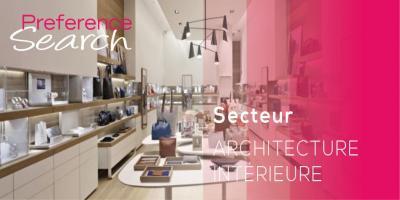 Preference Search - Architecte d'intérieur - Paris
