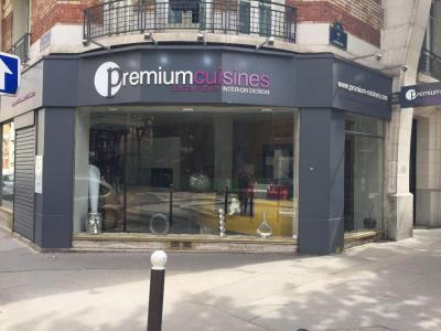 Premium Cuisines - Fabrication et installation de placards - Paris