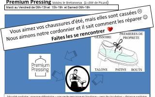 Premium Pressing Eurl