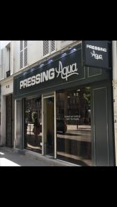 Pressing Aqua - Pressing - Vincennes
