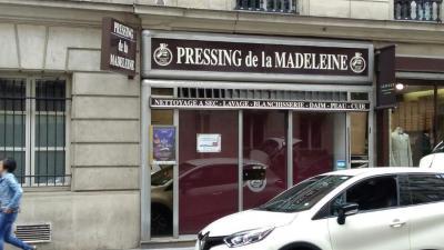 Pressing De La Madeleine - Pressing - Paris