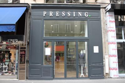 Pressing Pressandco - Réparation, nettoyage et teinture pour cuir - Paris