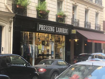 Pressing Laborde - Laverie - Paris