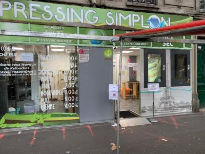 Pressing Simplon - Pressing - Paris