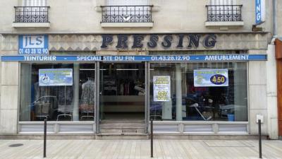 Pressing-Vincennes - Blanchisserie pour collectivités - Vincennes