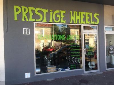 Prestige Tuning - Pièces et accessoires automobiles - Angoulême