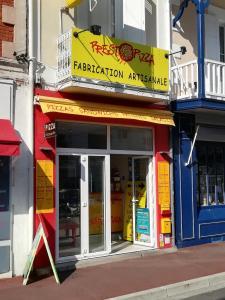 Presto Pizza - Restaurant - Arcachon