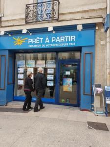 Prêt A Partir - Agence de voyages - Dijon