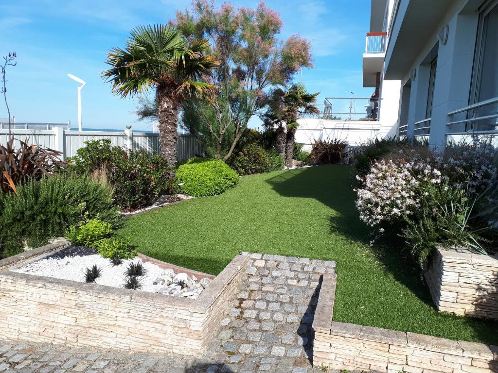 Jardin Ouvrier Le Havre prévoteau jardins et services le havre - paysagiste (adresse