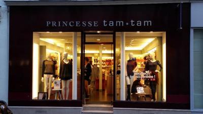 Princesse Tam Tam A. M. B. - Lingerie - Paris